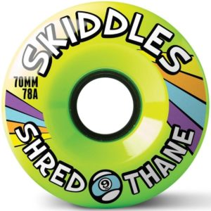 Sector 9 Skiddles 70Mm Longboard wheels reviews