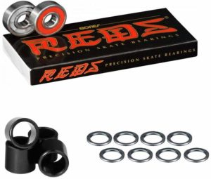 Bones Reds Longboard Bearings Reviews