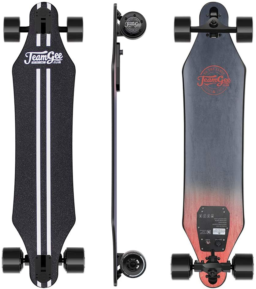 Teamgee-H5-37-inch-Electric-Skateboard
