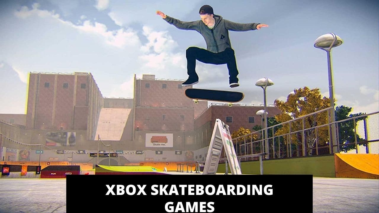 Best Xbox 360 Skateboarding Games [Top 5 Games]