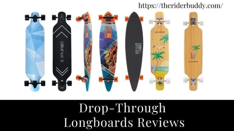 Drop Through Longboards Reviews