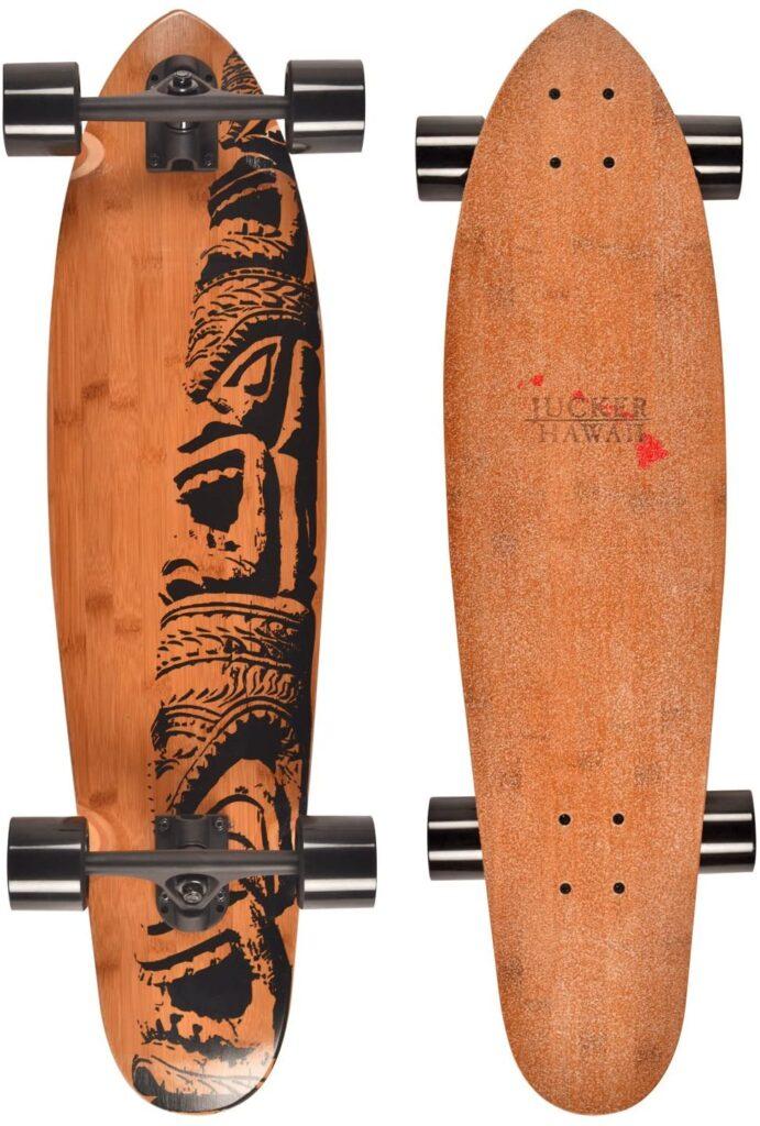JUCKER HAWAII Original Longboard Skateboard