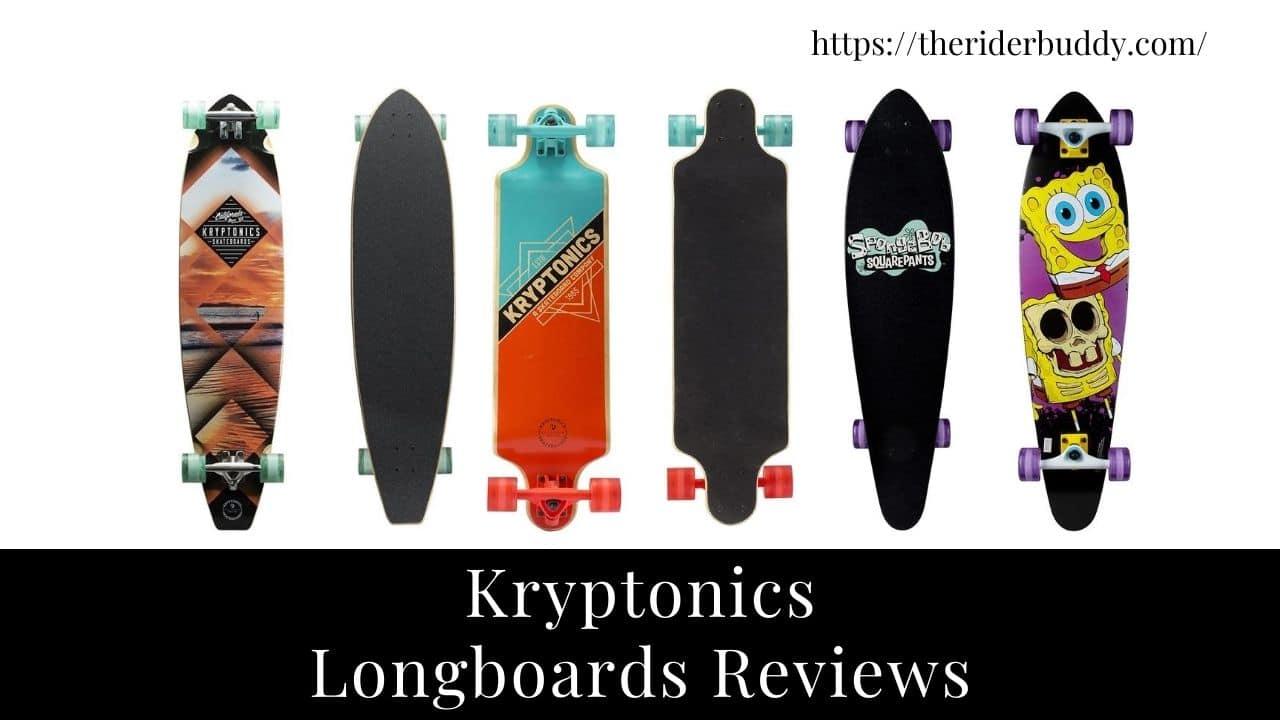 Kryptonics Longboards Reviews