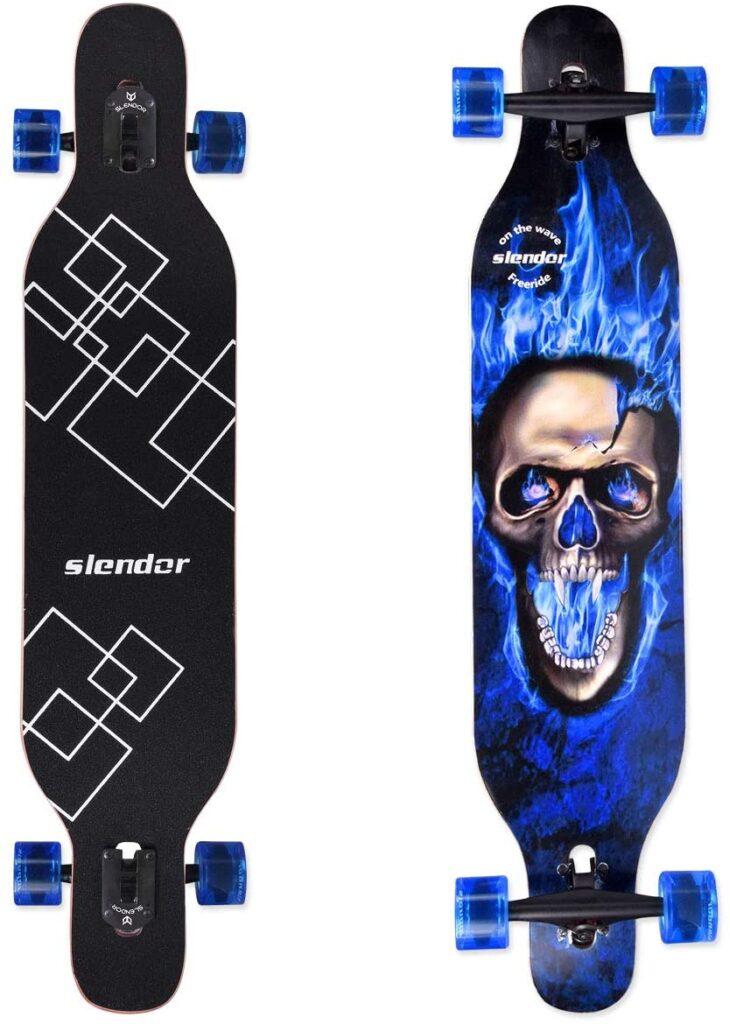Slendor 42 inch Longboard Skateboard