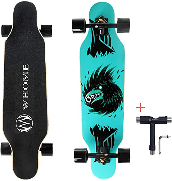 WHOME 31 inch Pro Small carving Longboard